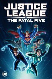 Justice League vs. the Fatal Five (2019) ျမန္မာစာတန္းထုိး